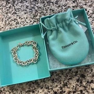 Tiffany & Co. Jewelry - Tiffany & Co Round Link Bracelet  - NWOT